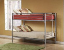 Brayden Twin/twin Bunk and Chest