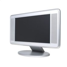 "26"" LCD HDTV monitor commercial flat TV"