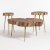 Additional Vail Molten Accent Table