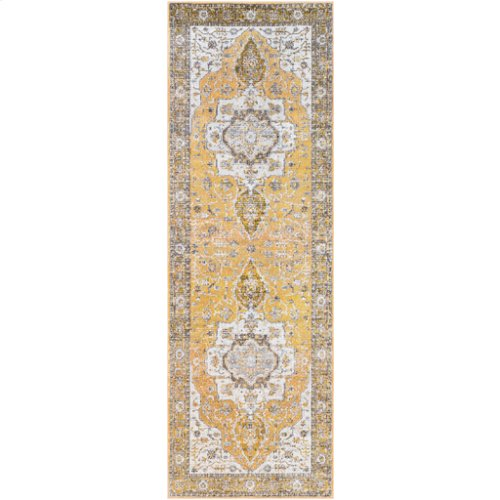 "Aura Silk ASK-2322 2'7"" x 7'6"""