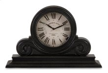 Windsor Black Mantle Clock