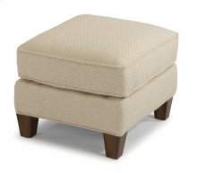 Allison Fabric Ottoman