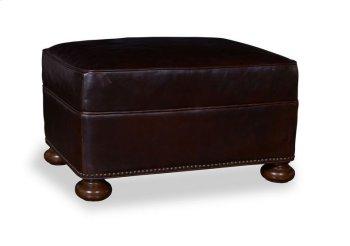 Kennedy Walnut Matching Ottoman Product Image