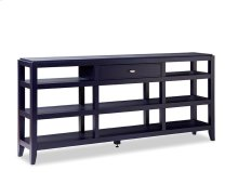 Open Console Cabinet