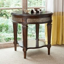 Castilian Bedside Table