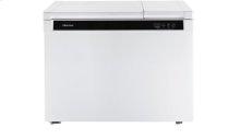 9.0 cu.ft. - dual zone chest freezer