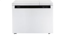 9.0 cu.ft. - dual zone chest freezer