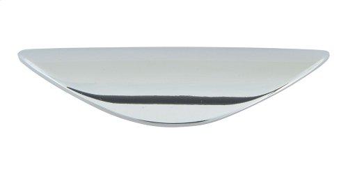 Solara Cup Pull 1 1/4 Inch (c-c) - Polished Chrome