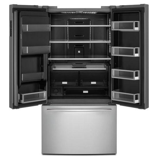 Jffcc72efsjenn Air 72 Counter Depth French Door Refrigerator With