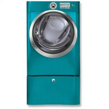 Gas Front Load Dryer with Wave-Touch Controls