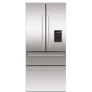 Fisher & PaykelActiveSmart Refrigerator - 16.9 cu ft. counter depth French Door, Ice & Water