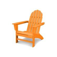 Tangerine Vineyard Adirondack Chair