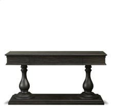 Corinne Server Top 97 lbs Ebonized Acacia finish