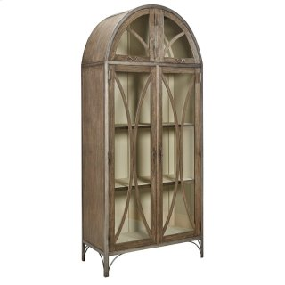 Arrondi Display Cabinet