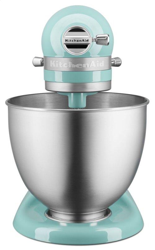 Artisan® Mini 3.5 Quart Tilt-Head Stand Mixer - Aqua Sky