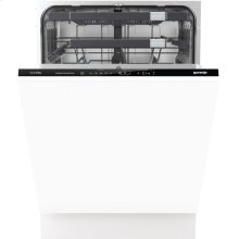 Fully integrated dishwasher