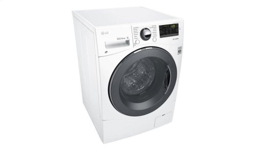 """2.3 cu. ft. Capacity 24"""" Compact Front Load Washer w/ NFC Tag On"""