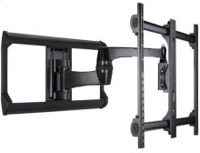 "Full-Motion Wall Mount for 37"" - 65"" flat-panel TVs - Extends 20"" / 50.8 cm"