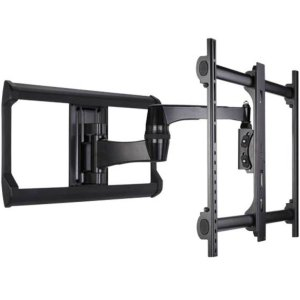 "SanusFull-Motion Wall Mount for 37"" - 65"" flat-panel TVs - Extends 20"" / 50.8 cm"