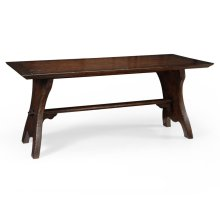 Oak Tavern Dining Table Large