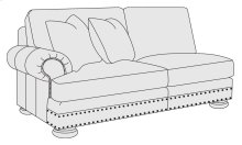 Foster Left Arm Loveseat in Molasses (780)