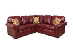 Lochland England Living Room Sectional 2400L-Sect Product Image