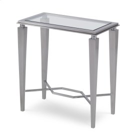Intersection Accent Table - Steel