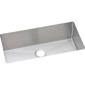 """Elkay Crosstown 16 Gauge Stainless Steel 32-1/2"""" x 18"""" x 10"""", Single Bowl Undermount Sink"""