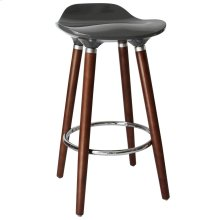 "Trex II 26"" Stool in Grey, 2pk"
