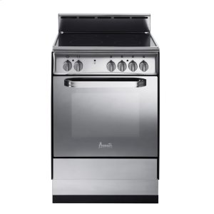 "Avanti24"" Deluxe Electric Range - Stainless Steel"