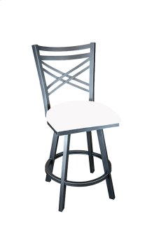 Raleigh B509H26S Swivel Back No Arms Bar Stool