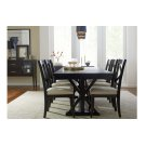 Everyday Dining by Rachael Ray Trestle Table - Peppercorn Product Image