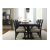 Additional Everyday Dining by Rachael Ray Trestle Table - Peppercorn