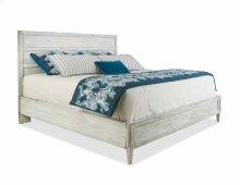 Low Panel Bed Queen