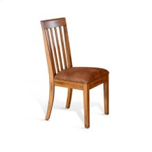 Sedona Slatback Chair w/ Cushion Seat