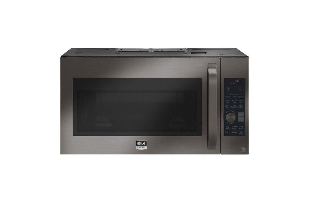 LG StudioLg Studio 1.7 Cu. Ft. Over-The- Range Convection Microwave Oven