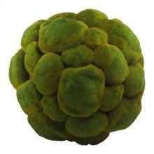 Medium Moss Sphere