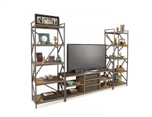 95295, 95395 Industrial Newburgh Entertainment Display - RTA Item