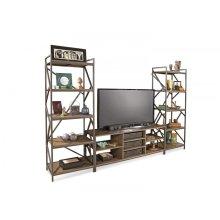 95295, 95395 Industrial Newburgh Entertainment Display - RTA Item