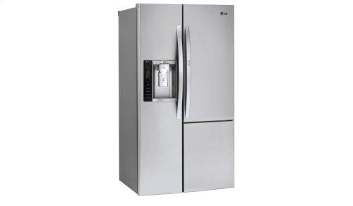 22 cu. ft. Side-By-Side Counter-Depth Refrigerator w/Door-in-Door®