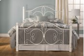 Ruby Bed Grills for Wood Post Bed - Queen - Textured White