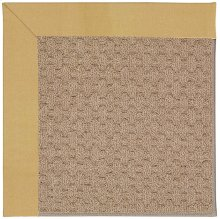 Creative Concepts-Grassy Mtn. Canvas Wheat Machine Tufted Rugs