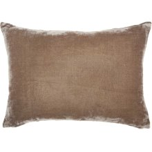 """Life Styles Hr020 Charcoal 14"""" X 20"""" Throw Pillows"""
