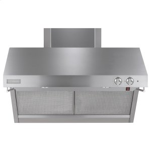 "GEMONOGRAMMonogram 36"" Stainless Steel Professional Hood"