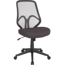 Salerno Series High Back Dark Gray Mesh Office Chair
