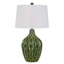 150w 3 Way Andria Ceramic Table Lamp