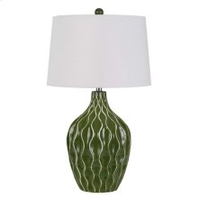 150w 3 Way Andria Ceramic Table Lamp