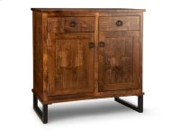 Cumberland Sideboard w/2 Wood Doors & 2/Dwrs & 1/Wood Adjust. Product Image