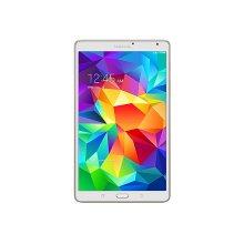 "Samsung Galaxy Tab S 8.4"" 16GB (Wi-Fi) (Certified Refurbished), Dazzling White"