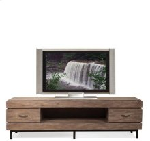 Axis 84-Inch TV Console Brindle finish